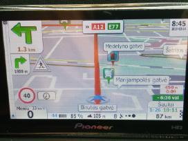 Nauja navigacija GPS Pioneer 5 coliu tik 59eurai