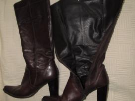 Paruodami natūralios odos batai - nuotraukos Nr. 4