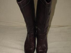 Paruodami natūralios odos batai - nuotraukos Nr. 2