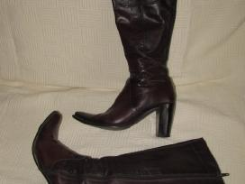 Paruodami natūralios odos batai - nuotraukos Nr. 3