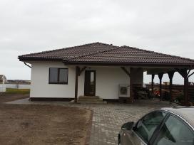 Namų statyba visoje Lietuvoje