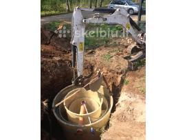 Vandentiekio,kanalizacijos,drenazo darbai - nuotraukos Nr. 3