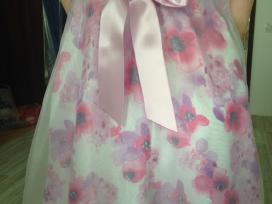 Šventinė suknelė mergaitei 134cm - nuotraukos Nr. 3