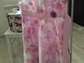 Šventinė suknelė mergaitei 134cm - nuotraukos Nr. 4