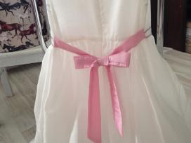 Šventinė suknelė mergaitei 128cm - nuotraukos Nr. 4