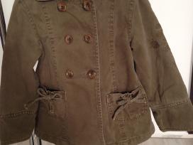 Zara švarkelis mergaitei 98-104cm