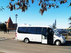 Mikroautobuso nuoma šventėms ir kelionėms Kaunas - nuotraukos Nr. 2