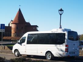 Mikroautobuso nuoma šventėms ir kelionėms Kaunas - nuotraukos Nr. 3
