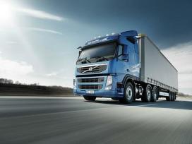 Navigacijos sunkvežimių vairuotojams