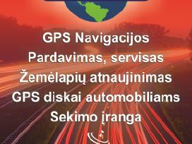 Navigacijos, žemėlapiai, atnaujinimas, remontas - nuotraukos Nr. 3