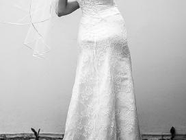 Stilinga vestuvine suknele - nuotraukos Nr. 2