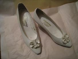 Balti proginiai / vestuviniai bateliai 37 dydžio