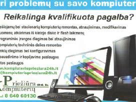 Kompiuterių remontas Kaune Chemijos g. 2