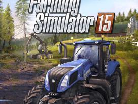 Farming Simulator 15 Ps4 PS3 Xbox 360 Xbox One - nuotraukos Nr. 2