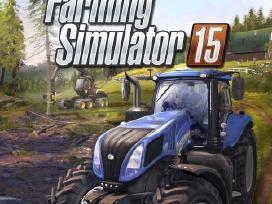 Farming Simulator 15 Ps4 PS3 Xbox 360 Xbox One - nuotraukos Nr. 3
