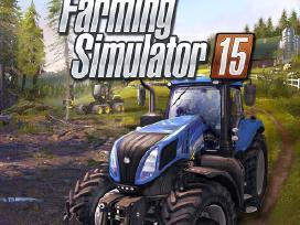 Farming Simulator 15 Ps4 PS3 Xbox 360 Xbox One - nuotraukos Nr. 4