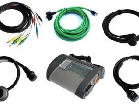 Pilnai paruosta Mercede Benz diagnostikos įranga