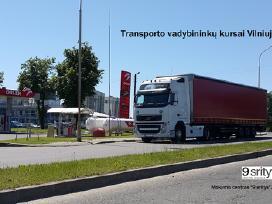 Transporto vadybininkų mokymo kursai Ltsa