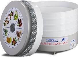 Elektrinė Vaisių-grybų Džiovykla 520w galingumo