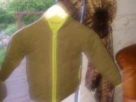 Komplektas su pašiltinimu kelnės+švarkas berniukui - nuotraukos Nr. 2