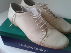 Stilingi odiniai vyriški šviesūs batai