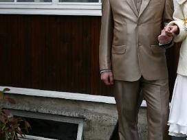 Vyriškas kostiumas, kaip naujas.