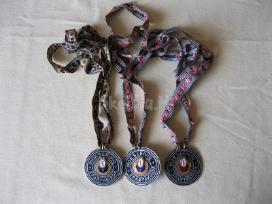 Medaliai .zr. foto.