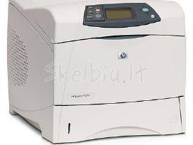 Naujų/nadotų Lazerinių spausdintuvų Išpardavimas