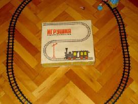Traukinukas - Dezuteje. Is CCP.lotas nr.23