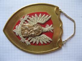 Atminimo medalis .zr. foto.