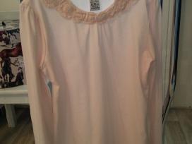 Zara marškinėliai mergaitei 128cm 7-8m. 3vnt.