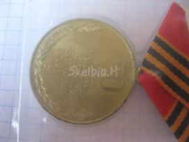 CCP medalis.zr. foto.originalas. - nuotraukos Nr. 3