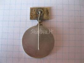 Ltsr medalis.zr. foto.keturi komunarai - nuotraukos Nr. 2
