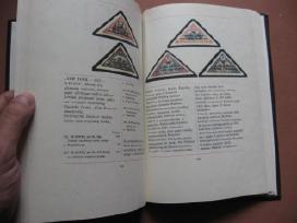 Knyga Lietuvos pašto ženklai (tarpukariu) - nuotraukos Nr. 3