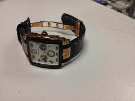 Laikrodžių apyrankės (rankų darbo odinės apyrankės - nuotraukos Nr. 3