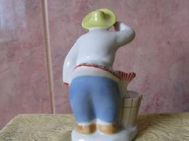 Porceliano Statulele Is CCCP .zr. foto. - nuotraukos Nr. 2