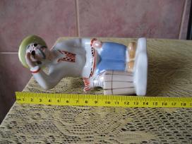 Porceliano Statulele Is CCCP .zr. foto. - nuotraukos Nr. 3