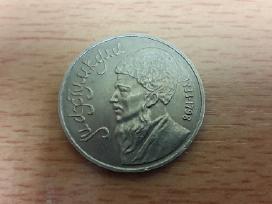 1991 metų 1 rb Mahhtumkuli