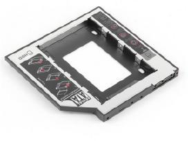 Adapteris HDD / SSD diskui vietoje Dvd įrenginio - nuotraukos Nr. 2