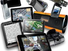 Specializuota GPS navigaciju parduotuve Vilniuje