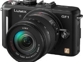 Panasonic Dc-gh5, Dc-gh4, Fuji X-e2s fotoaparatas