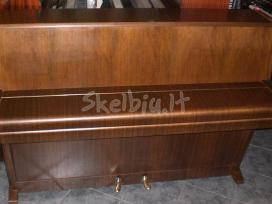 Pianinas, pianinai garantijos - nuotraukos Nr. 4