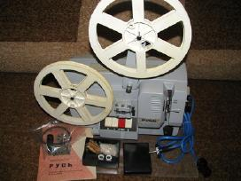 Kino projektorai 8mm-8mm super kvant,rus (ussr) - nuotraukos Nr. 2