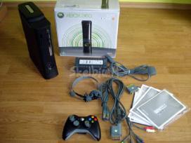 Xbox 360 elite 120 GB (jasper) su garantija