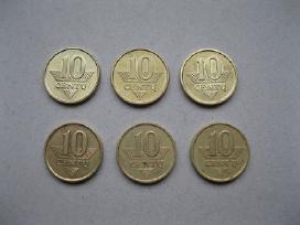 Lietuvos Monetos .