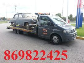 Traliukas, automobiliu pervezimas , Tech pagalba - nuotraukos Nr. 2
