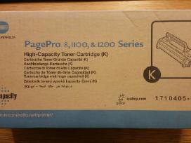 Hp Laserjet, Konica Minolta spausdintuvų kasetės - nuotraukos Nr. 4