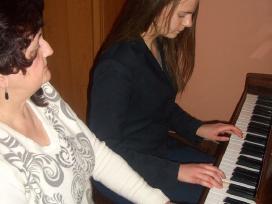 Individualios muzikos pamokos
