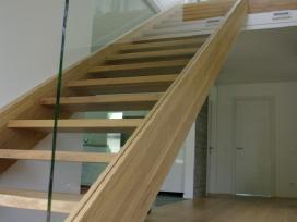 Laiptai - Projektavimas / Gamyba / Montavimas - nuotraukos Nr. 2