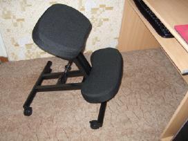 Parduodu naują ergonominę kėdę
